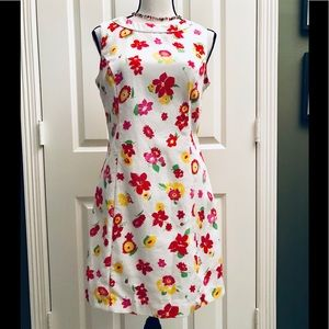 Vtg Gap cotton floral dress, size 8